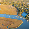 Hobcaw Marina, Hobcaw Creek
