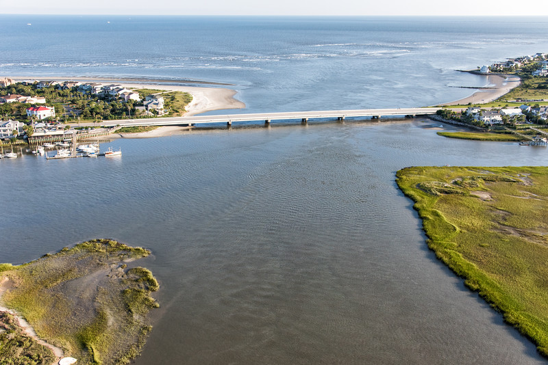 Breach Inlet, Isle of Palms and Sullivan's Island