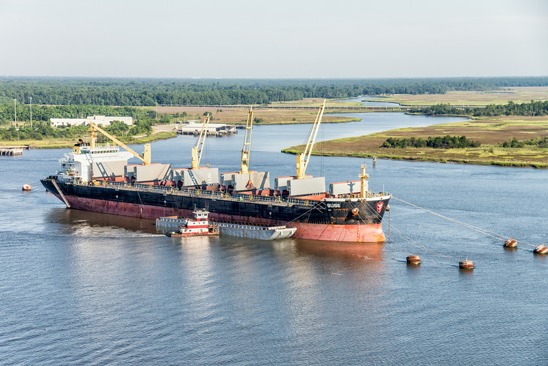 Midstream Terminal, Cooper River