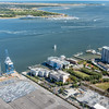 SC Aquarium, Charleston Maritime Center, and Dockside Condominiums