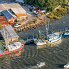Shrimp Boats in Shem Creek