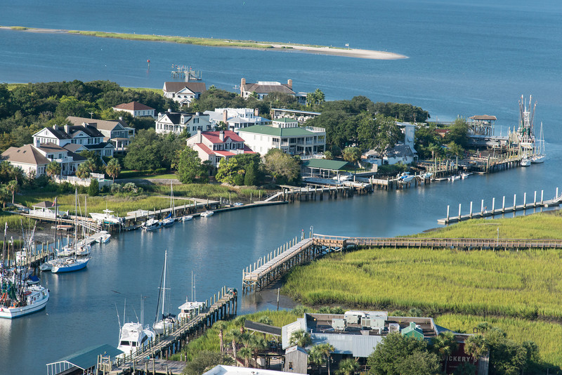 Shem Creek and Crab Bank