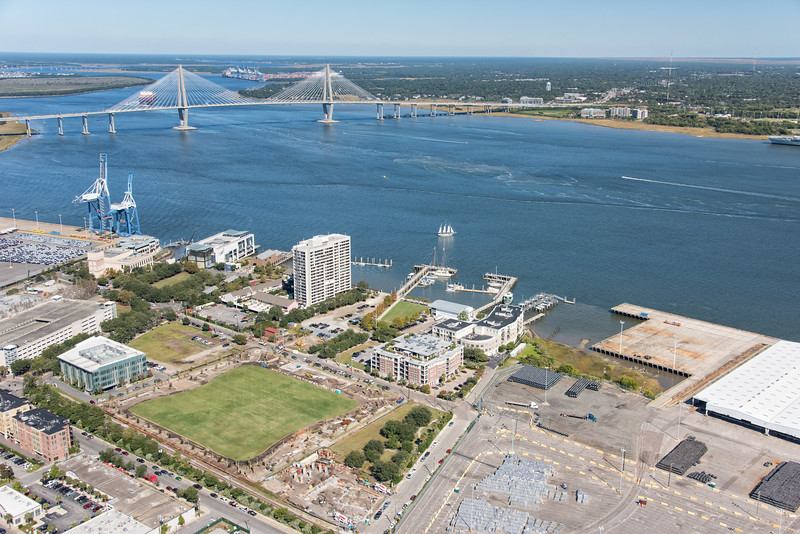 SC Aquarium and Dockside Condominiums