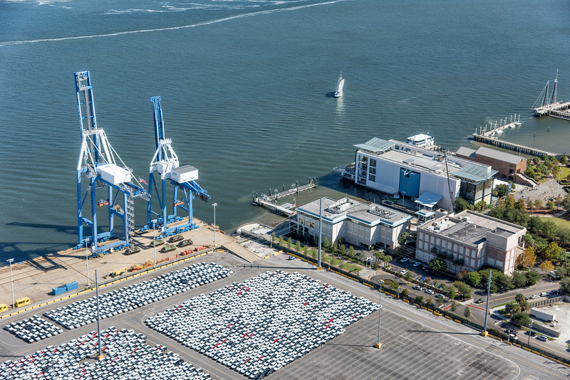 South Carolina Aquarium and SC Ports Authority