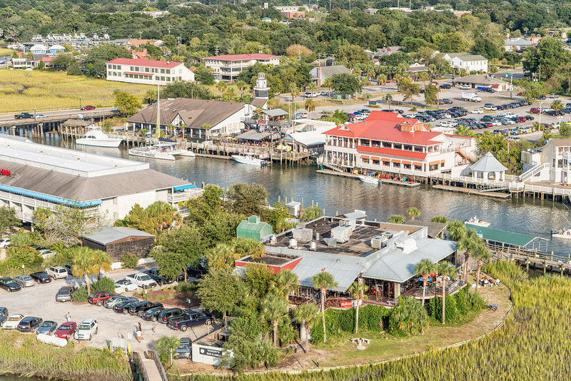 Shem Creek Restaurants