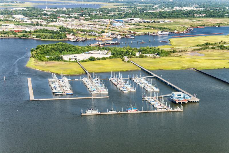 Cooper River Marina and Shipyard Creek