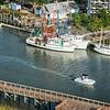 Boating and Shrimp trawlers, Shem Creek