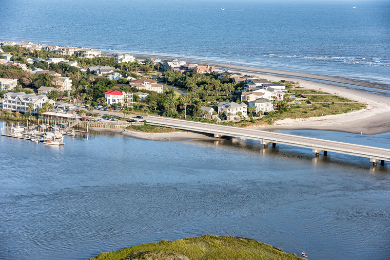 IOP and Breach Inlet