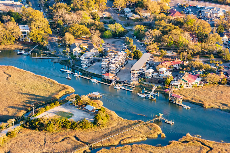Shem Creek Bar & Grill and Shem Creek Marina