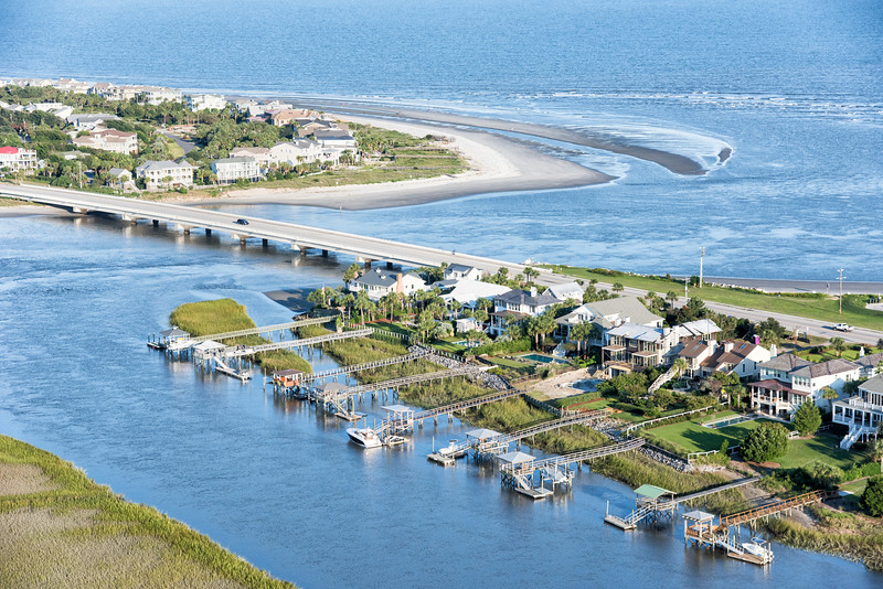 Breach Inlet, Sullivan's Island and IOP