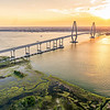 Arthur Ravenel Bridge and Memorial Waterfront Park