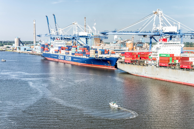 South Carolina Ports Authority, Cooper River