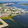 Cooper River Shipyards and industry