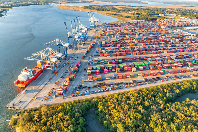 Wando Welch Container Terminal