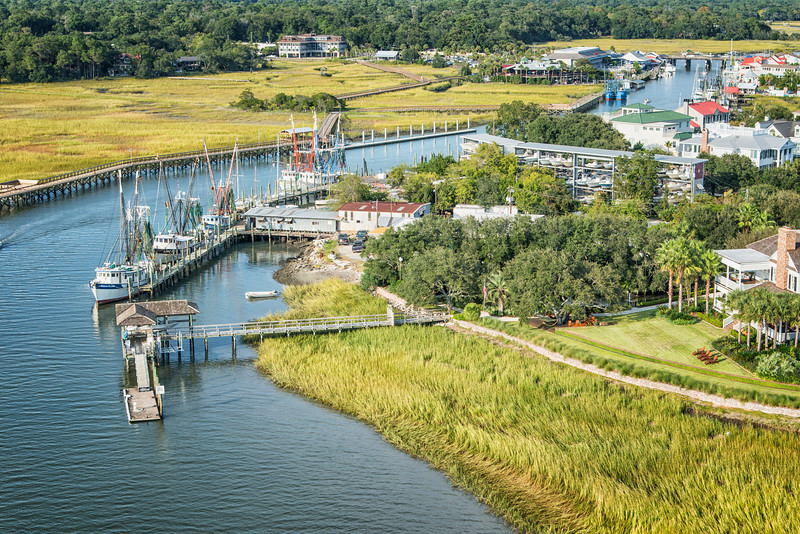 Shem Creek, Mount Pleasant, SC