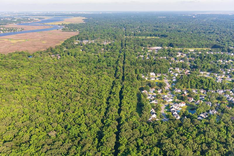 Church Creek Drainage Basin