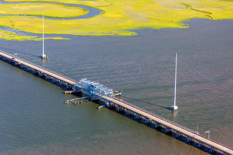 Harbor River Bridge and Sea Island Parkway