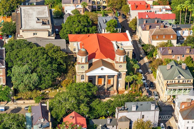 First Scots Presbyterian Church, Meeting Street