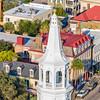 St. Michael's Church Steeple dominates Broad Street