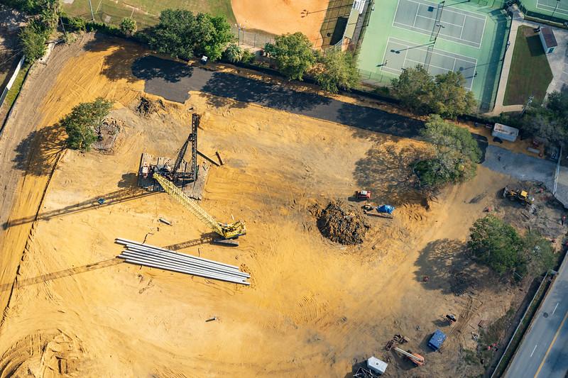The Jasper Apartments Construction Site