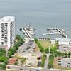 Dockside Condominiums and the Charleston Maritime Center