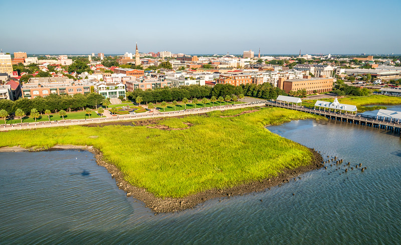 Charleston's Waterfront Park