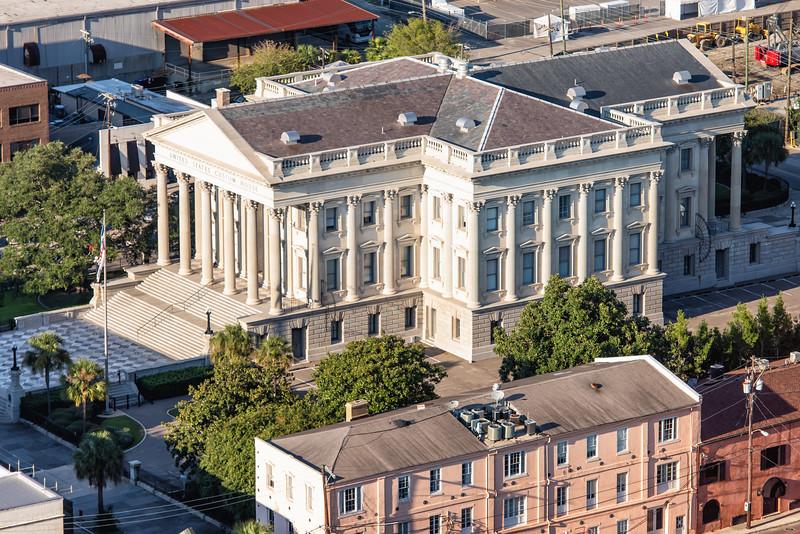 US Customs House, East Bay Street, Charleston