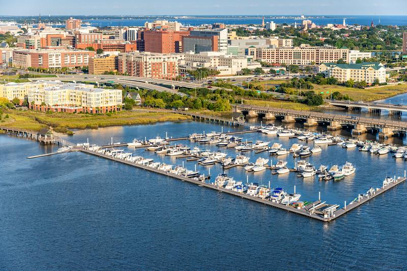 The Bristol and Bristol Marina, Charleston, SC