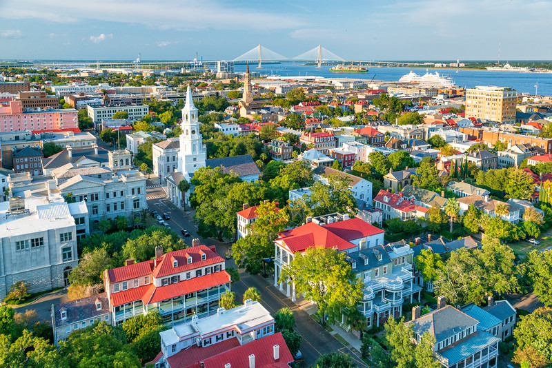 Downtown Historic Charleston, South Carolina