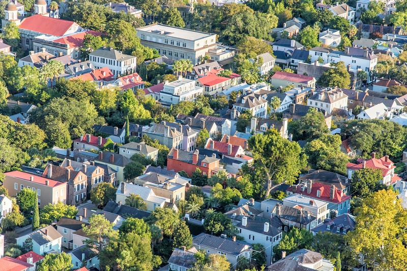 King Street, Orange Street, Legare Street neighborhood, Charleston, SC