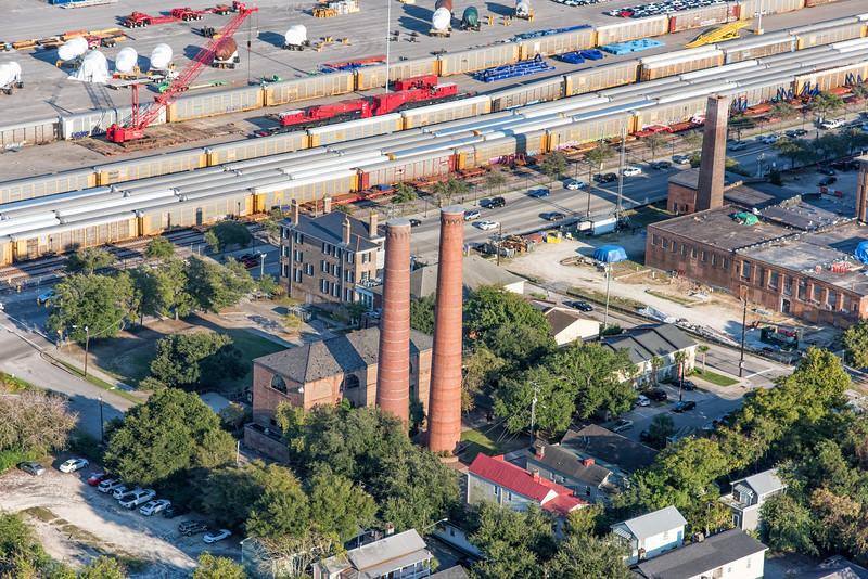The Cigar factory, East Bay Street