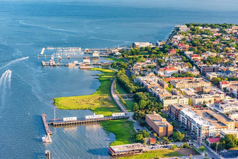Waterfront Park, Charleston SC