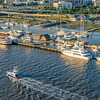 Charleston City Marina's Megadock