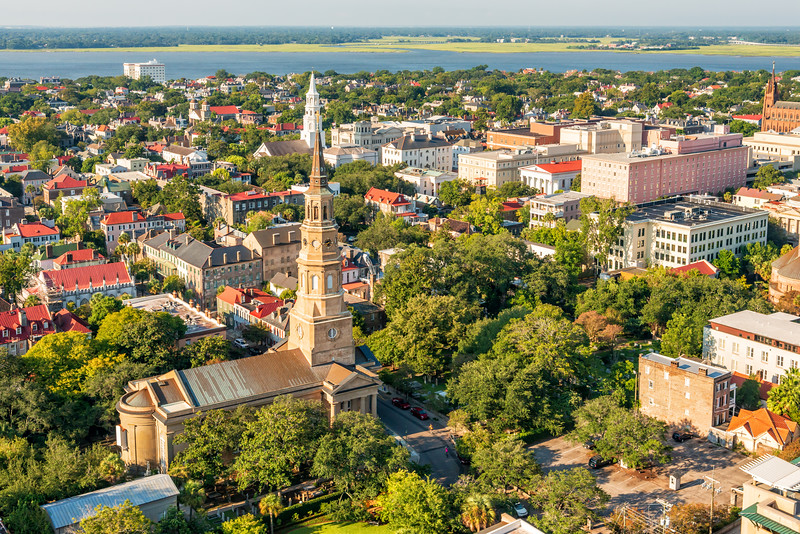 St. Philips Church, Charleston, SC