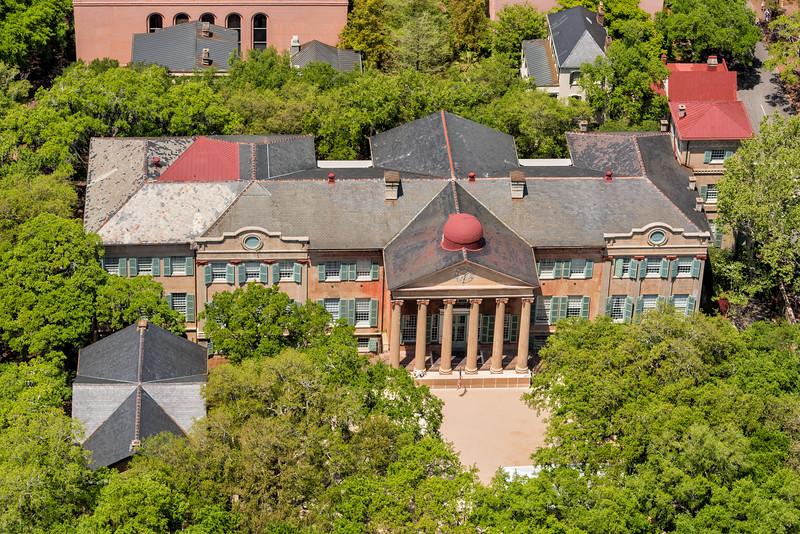 College of Charleston campus, Charleston, SC