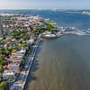 The Battery & Charleston Harbor