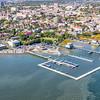 Charleston Peninsula and Carolina Yacht Club