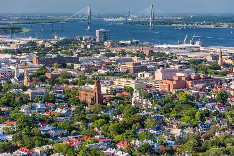Downtown Historic Charleston, South Carolina