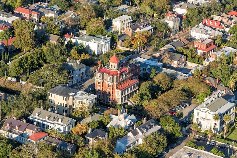 Wentworth Mansion, Wentworth Street
