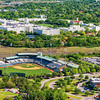 Joe Riley Baseball Stadium and the Citadel Military College