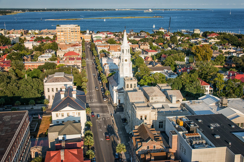 Historic Broad Street, Charleston