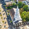 St. Michaels Church, Broad & Meeting Streets