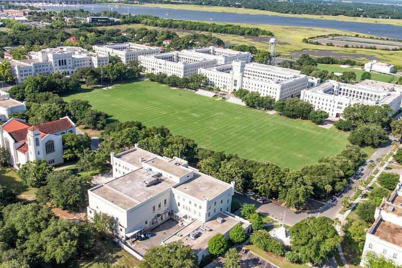 The Citadel Military College Campus