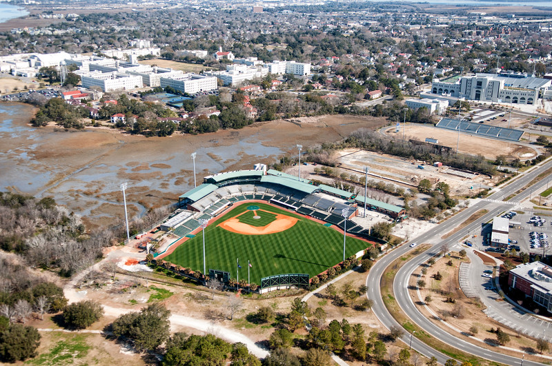 Joe Riley Stadium and The Citadel