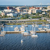 Charleston City Marina, Lockwood Boulevard