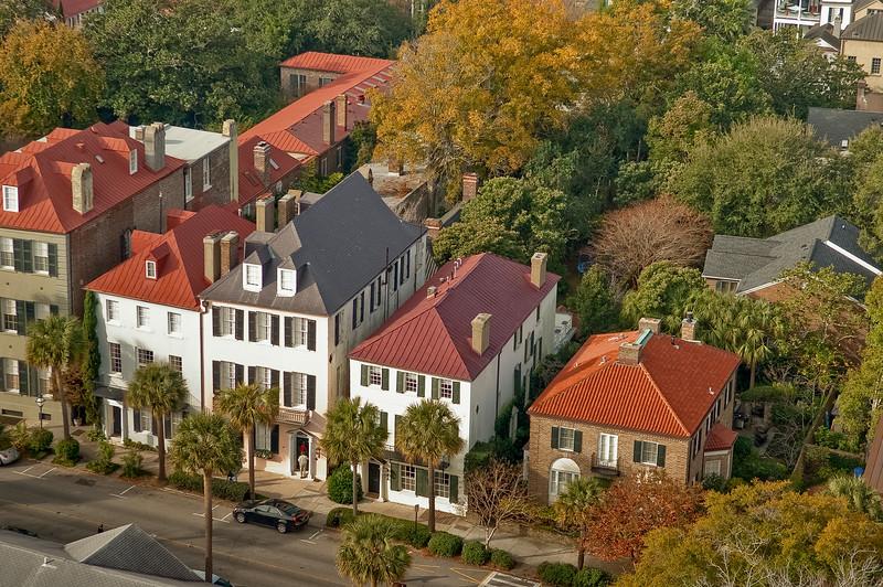 Houses on East Bay Street
