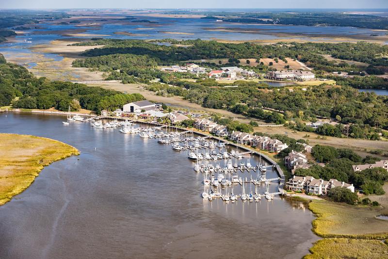 Bohicket Marina, Seabrook Island, SC