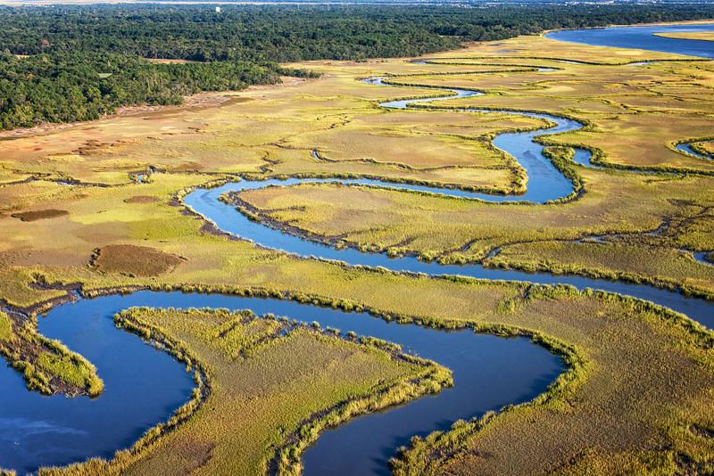 Stono River and creeks