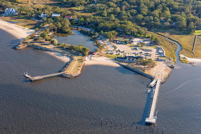 James Island Yacht Club & Sunrise Park