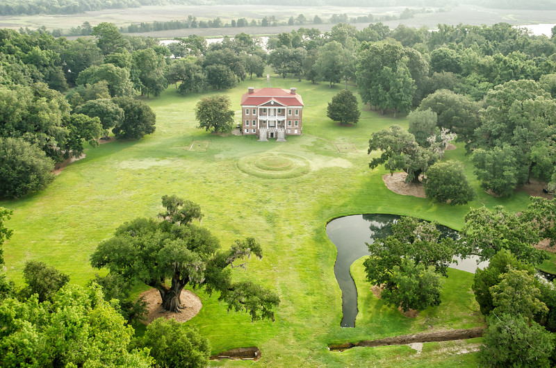 Drayton Hall Plantation on the Ashley River